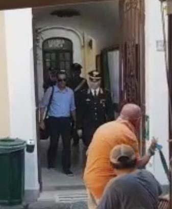 MASSIMO STROSCIO RESTA AGLI ARRESTI DOMICILIARI
