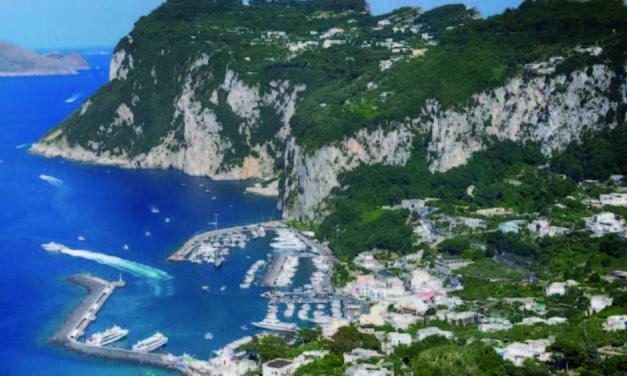 Il buongiorno si vede dal mattino Isola di Capri Conservancy un flop che non promette nulla di buono