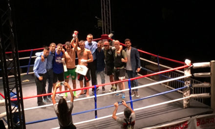 Fight in Capri 2018 il video del tg dell'evento sportivo