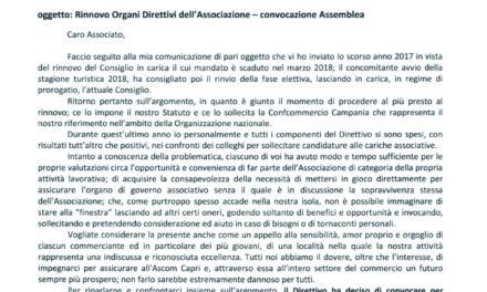 L'ASCOM CERCA SOCI CHE VOGLIANO METTERSI IN GIOCO
