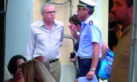 PROSCIOLTO MAZZARELLA, DISPIACIUTI AL COMUNE