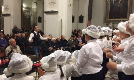 I Canti di Santa Cecilia dall'Ex Cattedrale di Santo Stefano in Capri