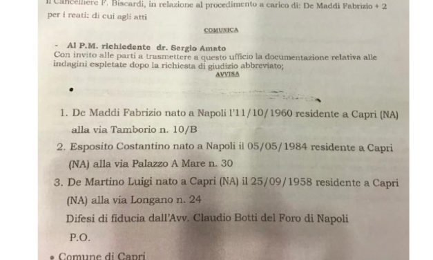 """DOMANI IL PORTO TURISTICO """"PASSATO"""" DAVANTI AL GIP PER LE ASSUNZIONI"""