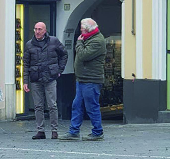 SETTE MESI DI RIFLESSIONE  dopo 226 giorni l'ex tecnico comunale Matassa lascia l'appartamento dal quale è stato sfrattato