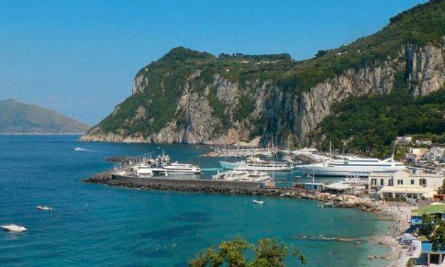 IL PONTILE NON VA NEL PIANO DELLE OPERE PUBBLICHE deciderà la Regione dove dovranno attraccare i charter della penisola sorrentina e costiera amalfitana