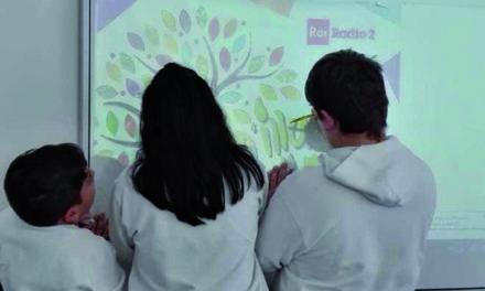 """""""M'Illumino di Meno"""" a scuola rispetto l'ambiente a scuola"""