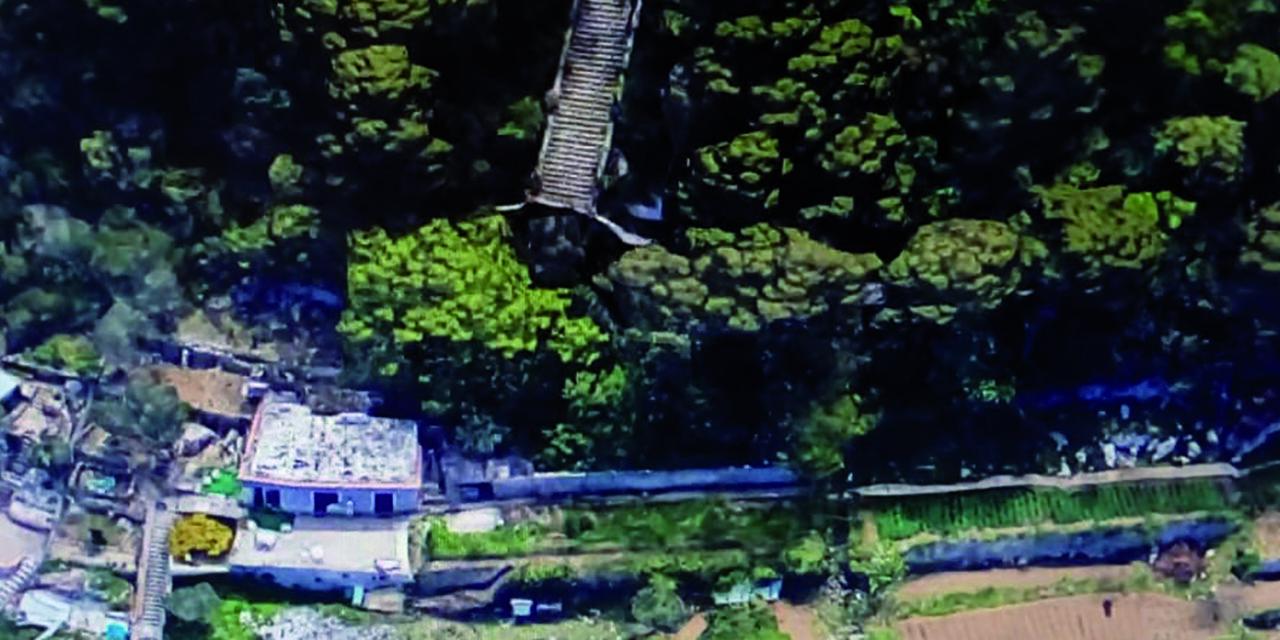 IL SINDACO METTE MANO AI SENTIERI COMUNALI chi si è impadronito del tracciato dell'antico sentiero via Cesina, via Belvedere Cesina e via Sopramonte?
