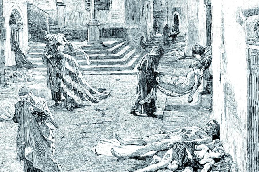 Pillole di cultura popolare  QUANDO NAPOLI ERA ALL'AVANGUARDIA CON I VACCINI di Luigi Lembo